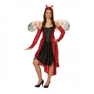 Kostýmy - Beruška šaty