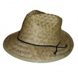 Klobouky, čepice - Slaměný klobouk zahradnický