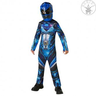 Kostýmy - Blue Power Ranger  Classic - Child