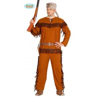 Kostýmy - Traper kostým