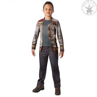 Kostýmy - Finn Ep. VII Deluxe LS - dětský kostým