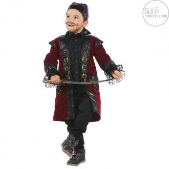 Kostýmy - Pirát Eddie - kostým