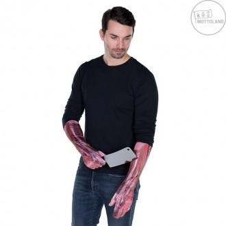 Rukavice - Rukavice anatomie