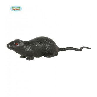 Čarodějnice - Latexová krysa 15 cm