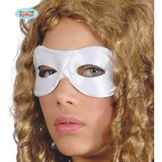 Masky - PIERROT - bílá maska