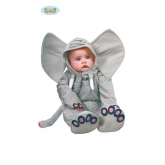 Kostýmy - BABA ELEPHANT - slon