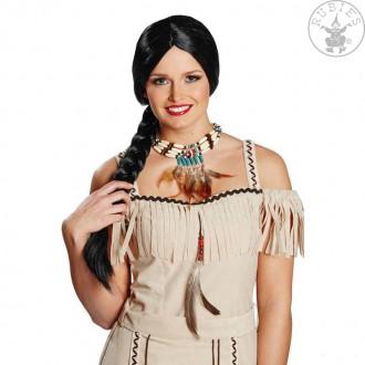 Bižuterie - Indiánský náhrdelník
