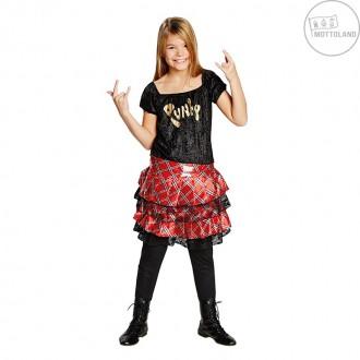 Kostýmy - Punky - dětský kostým