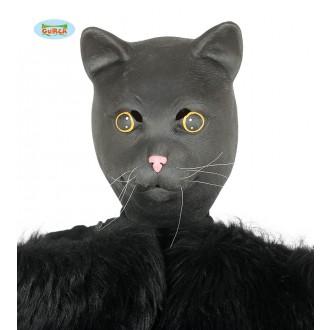 Masky - Maska černé kočky