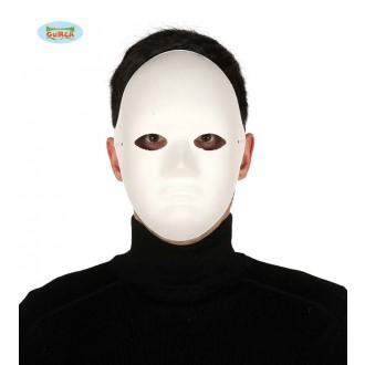 Masky - Bílá maska