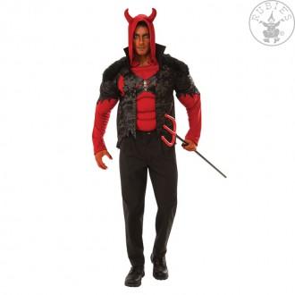 Mikuláš, anděl, čert - Devil - kostým