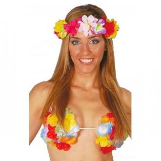Havaj - Podprsenka z květů