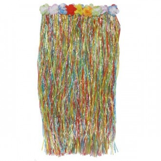 Havaj - Hawaii sukně pestrá dlouhá