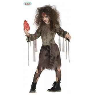 Kostýmy - Kostým zombie dívka