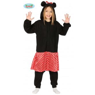 Kostýmy - Kombinéza myška dětská