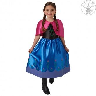 Kostýmy - Anna Frozen Classic - licenční kostým