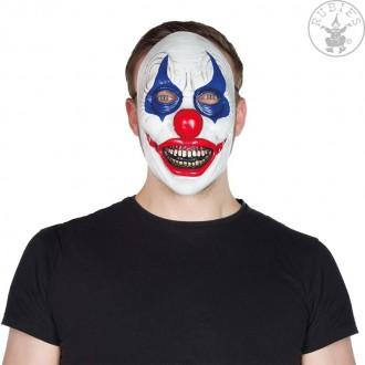 Klauni - Maska klaun s úsměvem