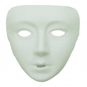 Masky - Maska plast dekorační