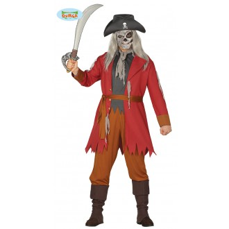 Halloween - GHOST PIRATE - kostým