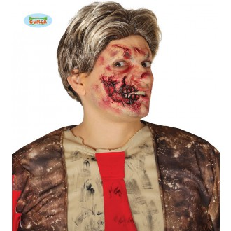 Halloween - Zjizvená tvář