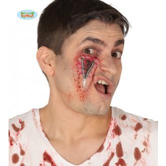 Halloween - Zjizvená tvář - zip