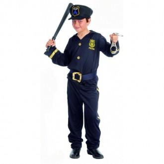Kostýmy - Kostým policista dětský