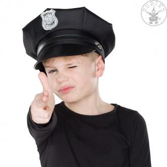 Klobouky, čepice - Special Police - dětská policejní čepice