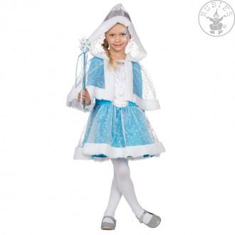Kostýmy - Kostým sněhová princezna