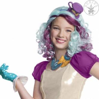Paruky - Madeline Hatter Wig - dětská paruka