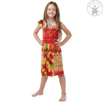 Kostýmy - Vaiana - šaty