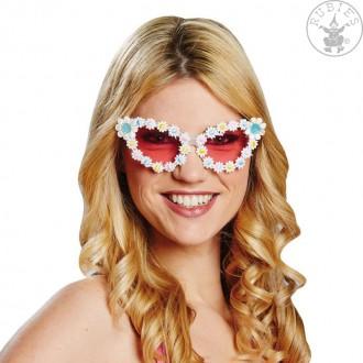 Brýle - Květinové brýle