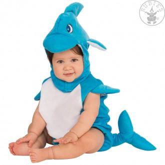 Kostýmy - Delfín - kostým