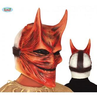Masky - Latexová maska ďábla