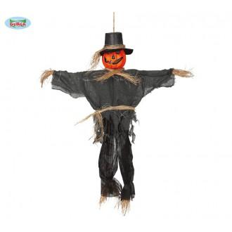 Halloween - Závěsné strašidlo dýňového panáka