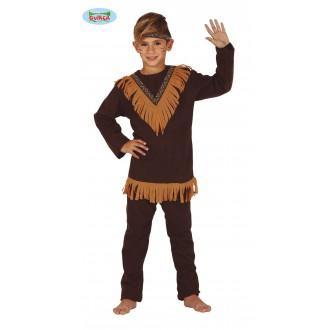 Kostýmy - Indián Nako dětský
