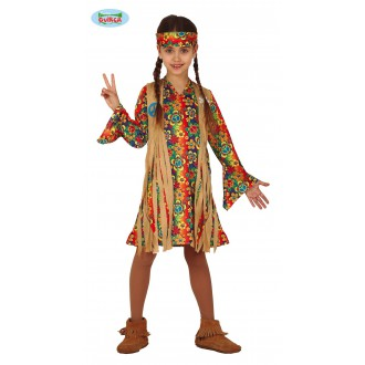 Kostýmy - Dětský kostým HIPPIE