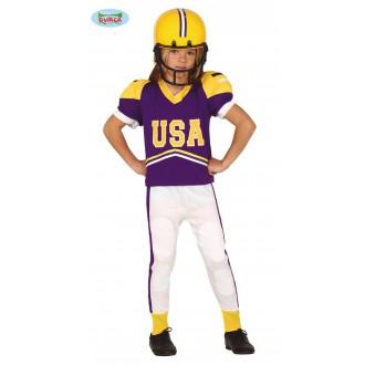 Kostýmy - Hráč amerického fotbalu