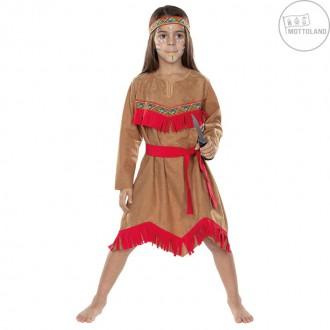 Kostýmy - Indiánský kostým Šoki