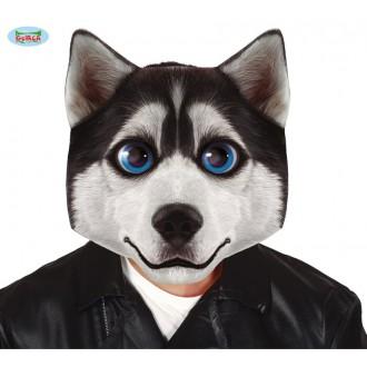 Masky - Plastová maska - pes