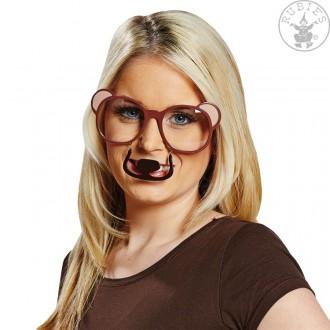 Brýle - Brýle medvídek