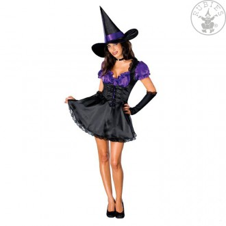 Kostýmy - Kostým storybook čarodějnice