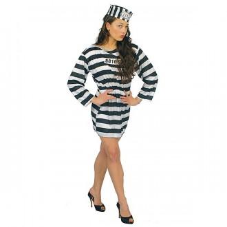 Kostýmy - Kostým vězenkyně