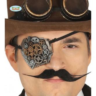 Doplňky - Steampunk - klapka na oko