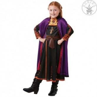 Kostýmy - Kostým Anna - Ledové království 2
