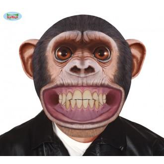Masky - Plastová maska - opice