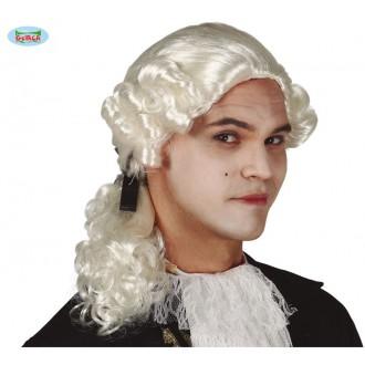 Paruky - Paruka - muž 18. století
