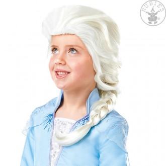 Paruky - Elsa Frozen 2 - dětská paruka