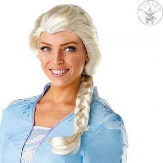 Paruky - Paruka princezna Elsa - Ledové království 2