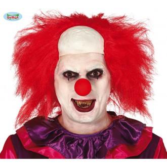 Paruky - Zlý klaun - paruka