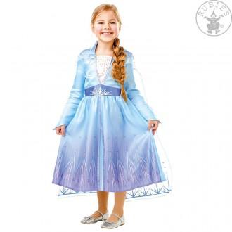 Kostýmy - Kostým Elsa Ledové království 2 - dětský